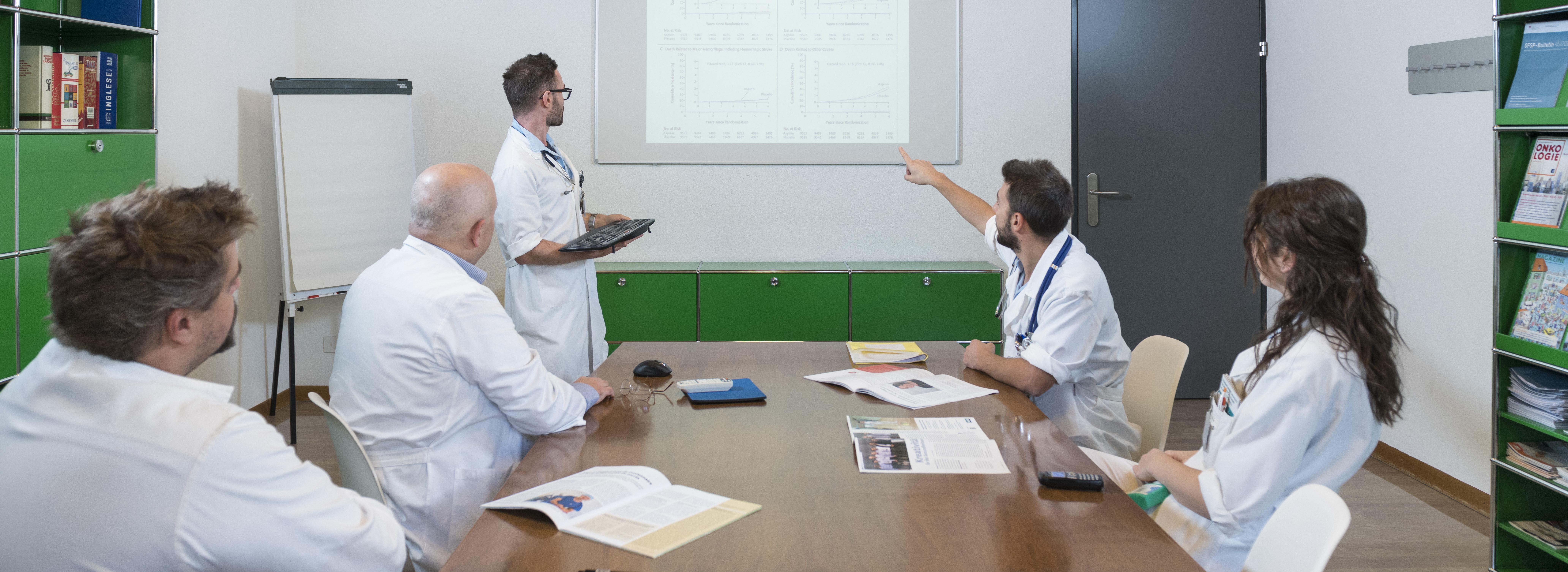 Certificato di centro di perfezionamento professionale medico SIWF 2020