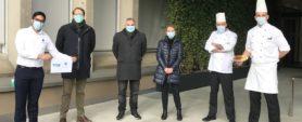 Terrani SA: un omaggio per i dipendenti della Clinica